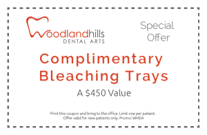 Complimentary Bleaching Trays